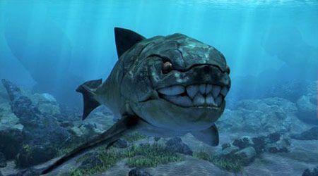 Po spacerze w Juraparku odwiedź Prehistoryczne Oceanarium. Idealne miejsce dla tych, którzy lubią się bać.