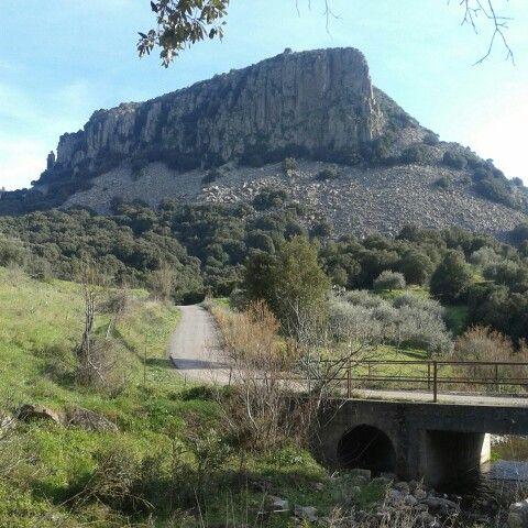 "Tacco calcareo ""Bruncu Santoru"" , Perdasdefogu, #Ogliastra #Sardinia"