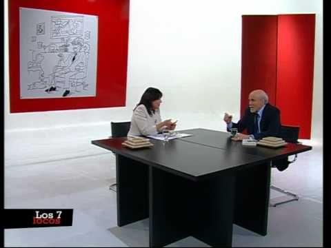 Abelardo Castillo en Los siete locos Parte I
