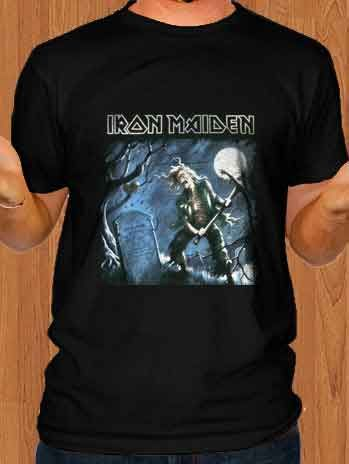 cool Iron Maiden T-Shirt Benjamin Breeg from musitee.com. If you are looking for band t-shirts, vintage band tee, rock t-shirt, or any kind of music merchandise, go follow me to get more info.