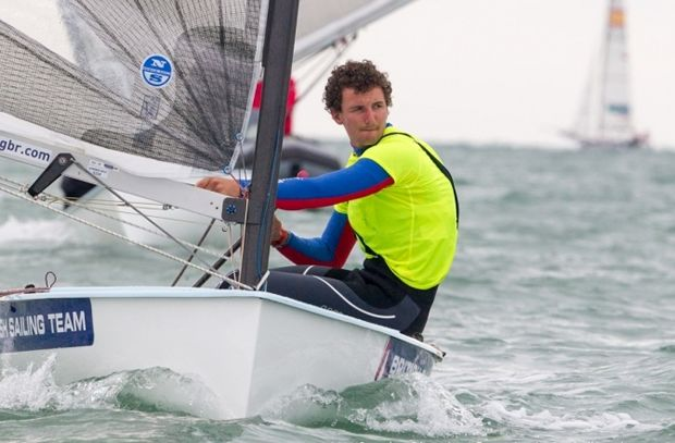 Semaine Olympique Francais La Rochelle 2013 final report featuring Giles Scott. #sailing #sail #onthewater #semaine #gilesscott