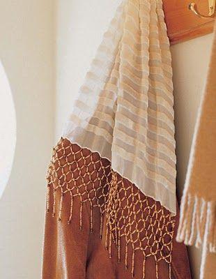 The sharepoint: Devore scarf...steps