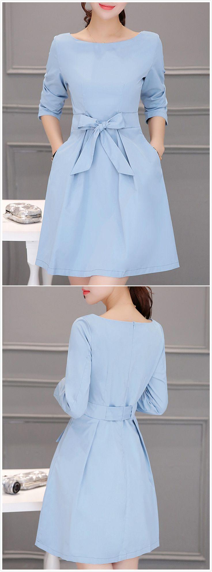 Serenity dresses  Azul claro vestido