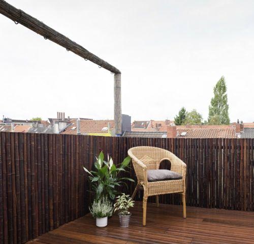 17 best ideas about balkon sichtschutz on pinterest sichtschutz garten terrasse and. Black Bedroom Furniture Sets. Home Design Ideas