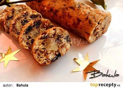 Vánoční chlebíček recept - TopRecepty.cz