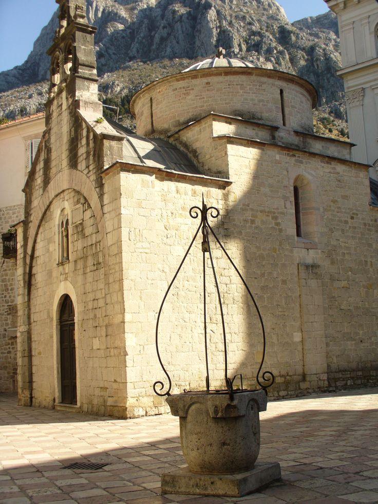 The Catholic and the Orthodox Church of St. Luke in Kotor. http://youtu.be/Wp4VczKez_E