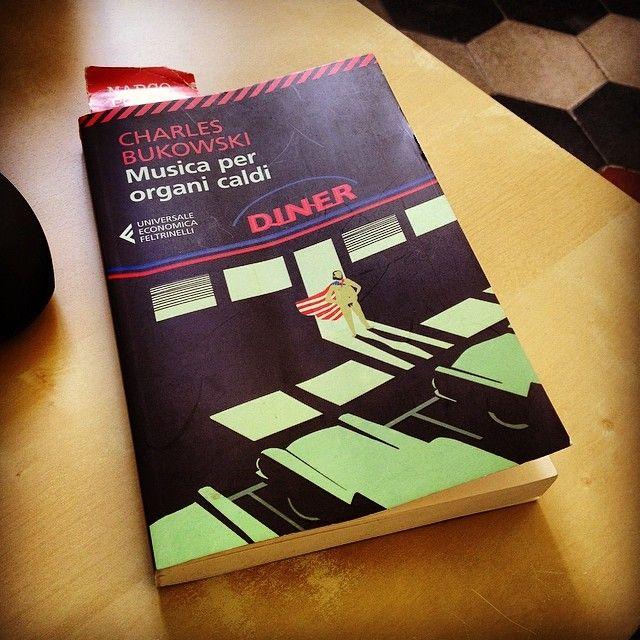 """Musica per organi caldi"" - Charles Bukowski #twittamiunlibro #bibliotecaideale #libri #leggere #lettura #cultura #books #reading #read"