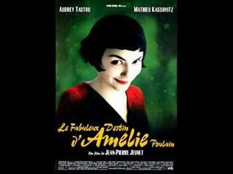 Composed by Yann Teiersen. All the Amelie music bought Yann Teirsen in limelight and now he is compared with other musicians like Chopin, Erik Satie, Phillip Glass and Michael Nyman.  Apart from the song this movie is truly amazing.  I should say a must watch.