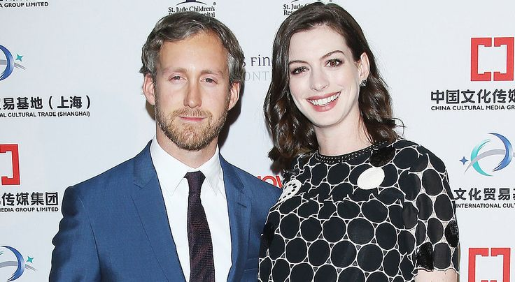 Anne Hathaway Gives Birth to Baby Boy | POPSUGAR Celebrity