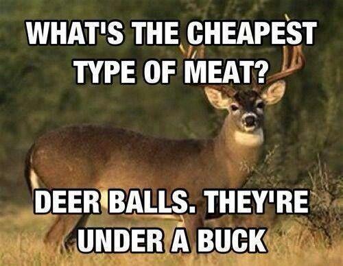 Hunting humor lol :)