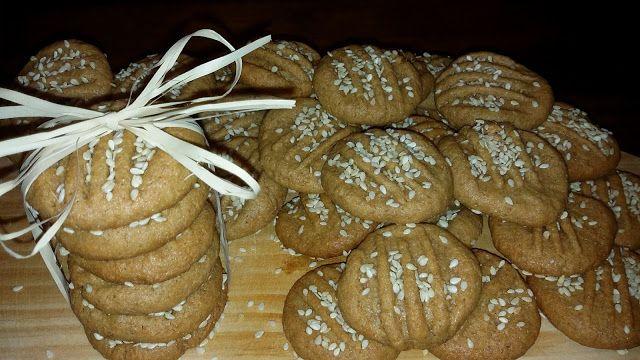 Pitadas De Açúcar...: Bolachas De Manteiga De Amendoim