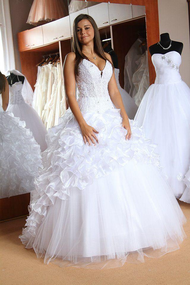 25 best Marcsi\'s Bridal - Wedding dress images on Pinterest ...
