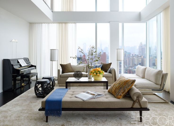 Nice HOUSE TOUR: A New York Penthouse Shows The Cozy Side Of Modern Decor