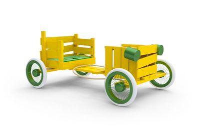 High-Class Soapbox Cart