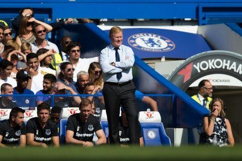 Everton boss Ronald Koeman: We need two more players