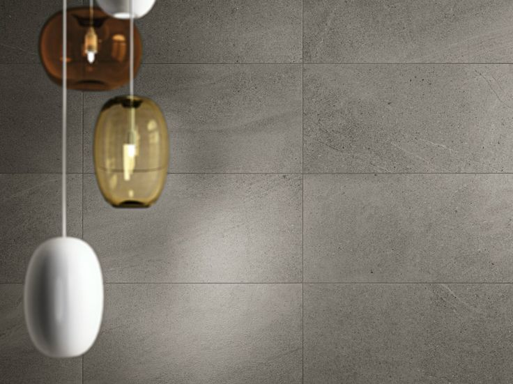 Limestone Slate from the new Limestone series by @Cotto d'Este - available in Kerlite thin porcelain sheets or 14mm porcelain tiles.