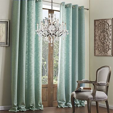 M s de 25 ideas fant sticas sobre cortinas verdes en - Cortinas de salon ...