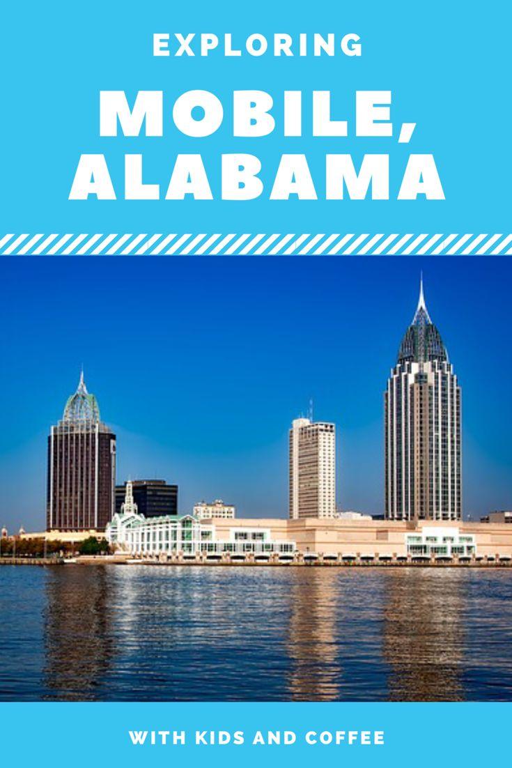 Exploring Mobile, Alabama. | Things to do in Mobile, Alabama. | Mobile, Alabama with Kids. | Roadtrips from Atlanta, Georgia.