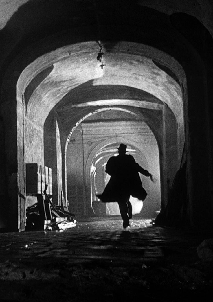 The Third Man (1949) Pulp novelist Holly Martins travels to shadowy, postwar Vienna, only to find himself investigating the mysterious death of an old friend, black-market opportunist Harry Lime. (104 mins.) Director: Carol Reed Stars: Orson Welles, Joseph Cotten, Alida Valli, Trevor Howard
