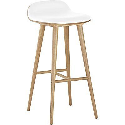 Capa White Leather Bar Stool  sc 1 st  Pinterest & Best 25+ White leather bar stools ideas on Pinterest | Leather bar ... islam-shia.org