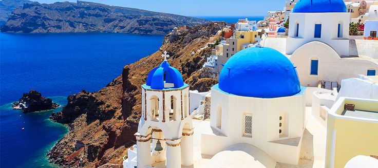 European Cruises | Mediterranean Cruise Vacation Packages ...