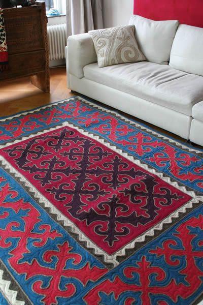 Tumar Shirdak Felt Carpet Catalogue 2014 10 Handpicked