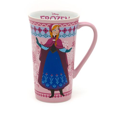 Anna from Frozen Mug