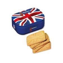 Shortbread-Dose 'Union Jack'        bestellen - THE BRITISH SHOP - typisch englisches Produkt 'very british'