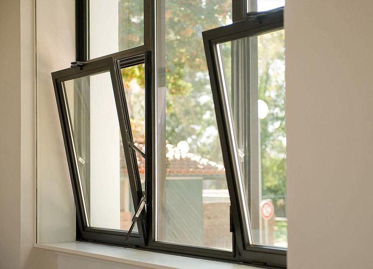Coloured Modern Aluminium Windows Surrey | Contemporary Windows