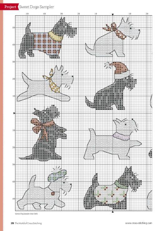 Gallery.ru / Фото #28 - The world of cross stitching 234 - tymannost