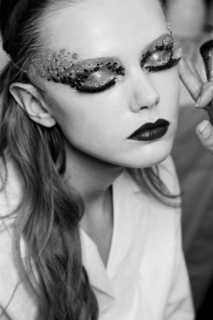 eyes <3: Beautiful Makeup, Pretty Eyes Makeup, Fairies Eye, Eyes 3, Sparkly Eye, Makeup Art, Preatti Eye