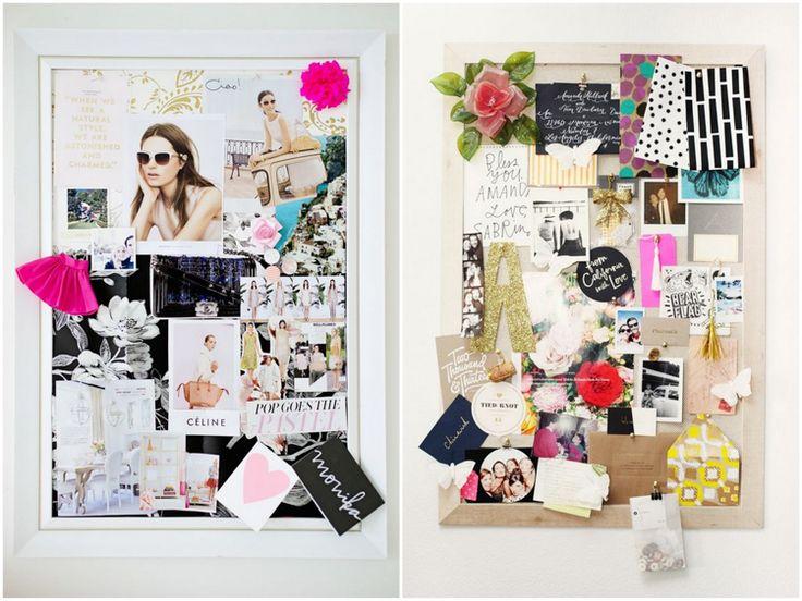decoração board de inspiração quadro de aviso notas_-4