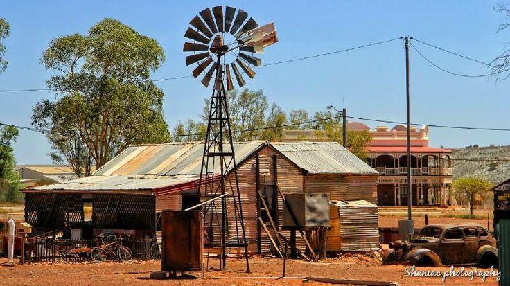 ✔Goldfields Ghost Town - Gwalia, Western Australia