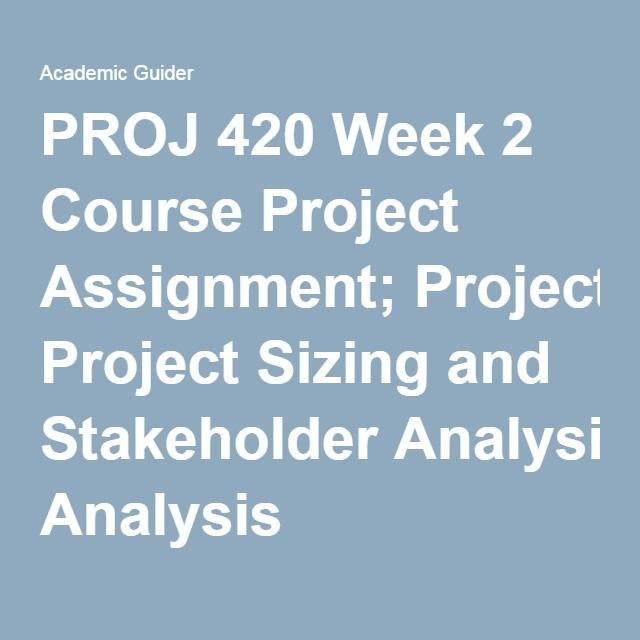 Course project hsm 410 devry university