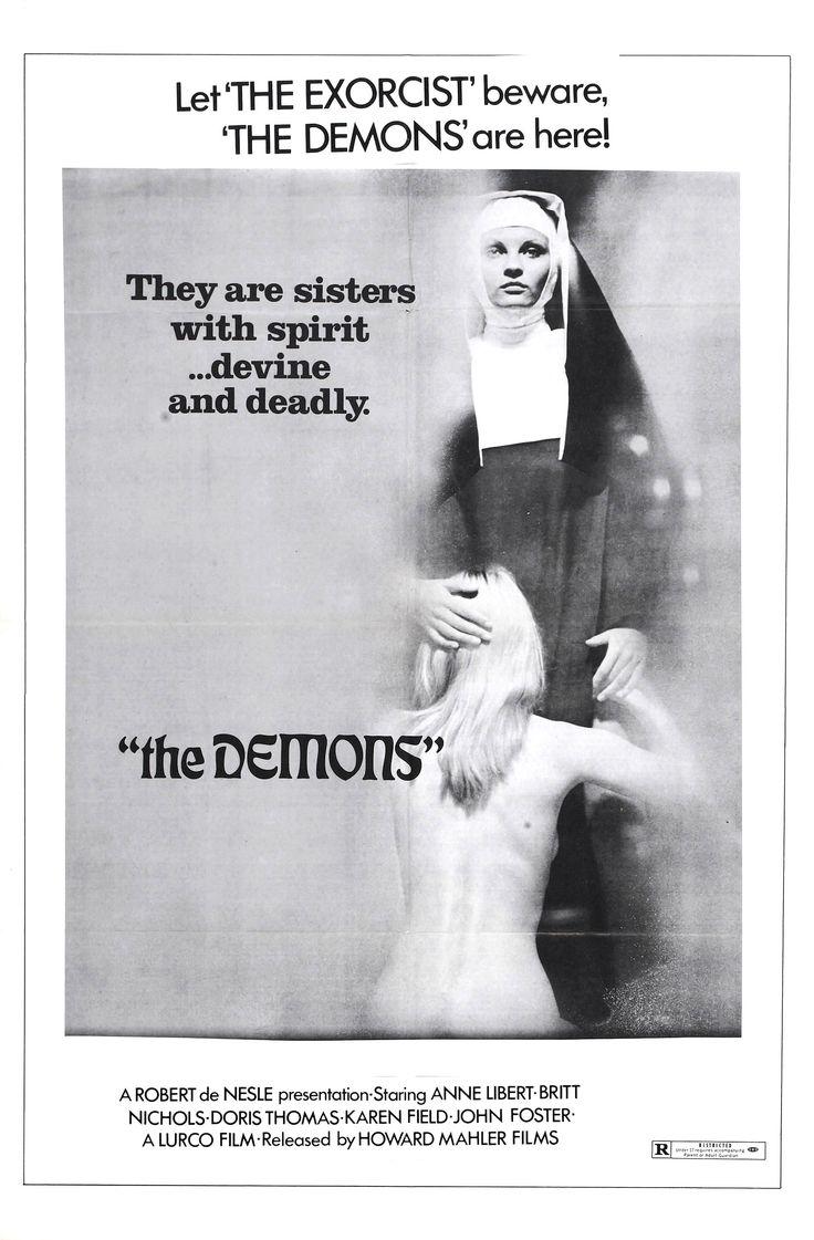 Le demone (1972) Jess Franco