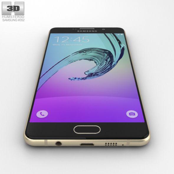 Samsung Galaxy A7 2016 Champagne Gold Samsung Galaxy Samsung Galaxy A3 Galaxy