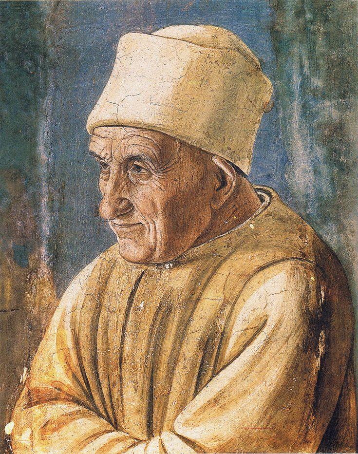 Fra Filippo Lippi  Portrait of an old man 1485