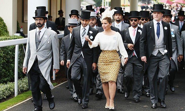 Marriage and descendants of Sheikh Mohammed bin Rashid Al Maktoum, Emir of Dubai