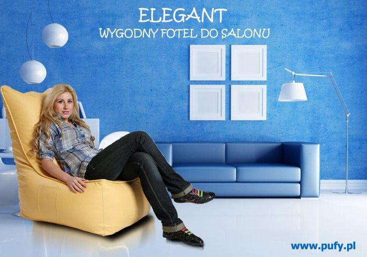 Pamiętacie, że nasz Fotel Elegant dzięki swojej funkcjonalności znalazł się w  Top Model http://pufy.pl/fotele/77-fotel-elegant.html  #pufa #pufapiłka #pufadladziecka #pufy #pufydosiedzenia #pufysako #woreksako #poduchydosiedzenia #meblerelaksacyjne #fotel #fotelemłodzieżowe #fotelesako