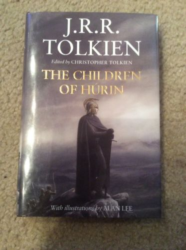 THE-CHILDREN-OF-HURIN-J-R-R-Tolkien-Ed-by-C-Tolkien-Illus-by-Alan-Lee