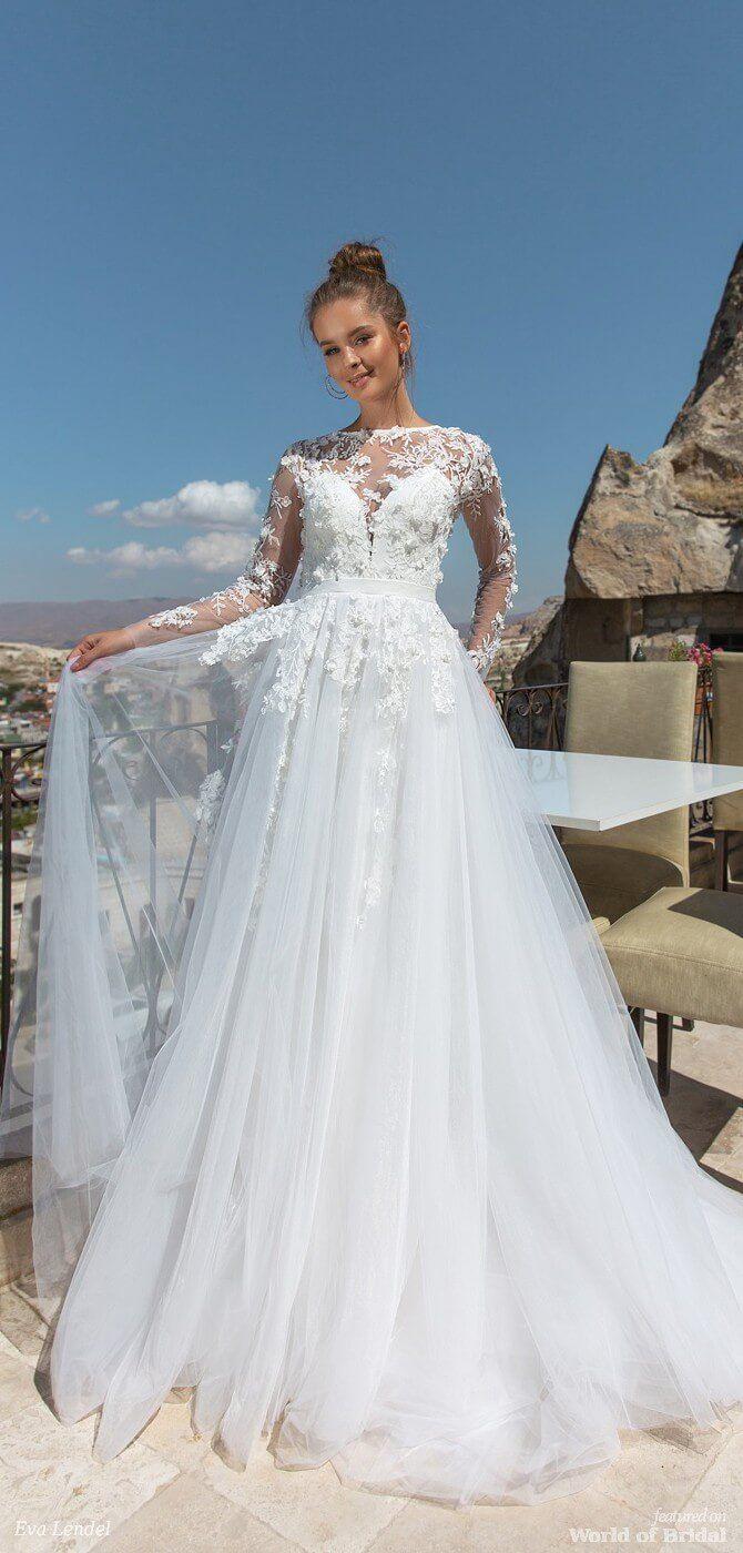 Luxury Stardust Wedding Dresses Embellishment - All Wedding Dresses ...