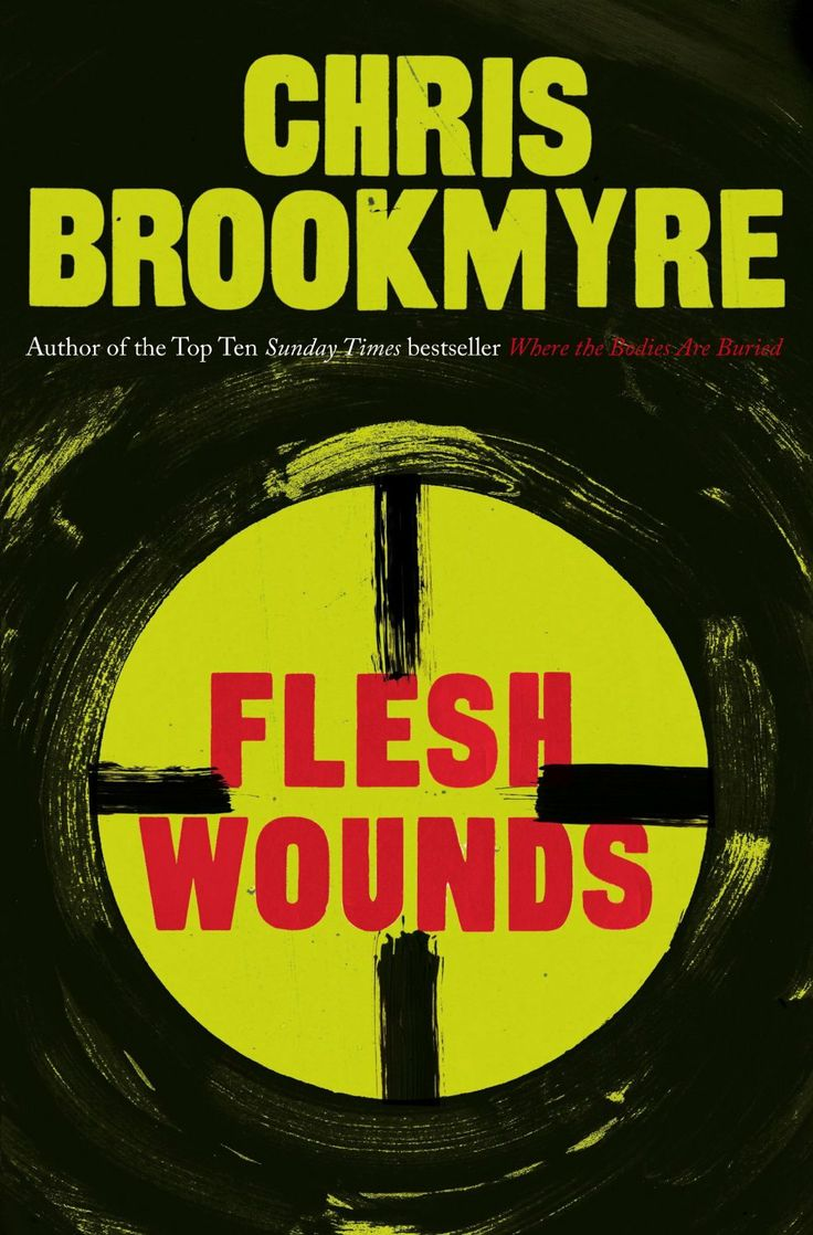 Chris Brookmyre's Most Accomplished Book Yet Absolutely Superb