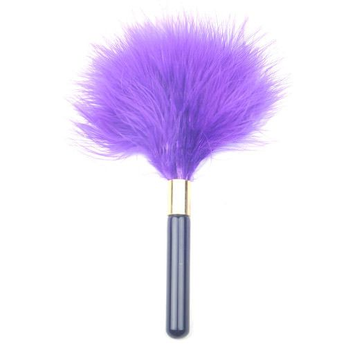 Purple Lovers Feather Tickler