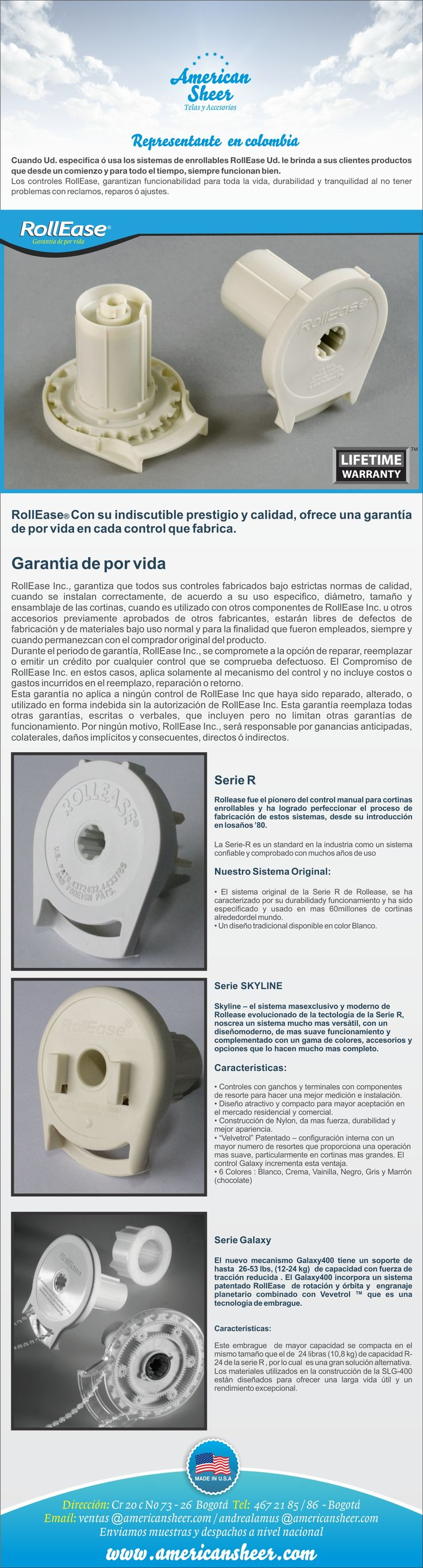 Mecanismos Rollease