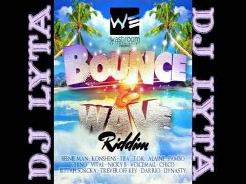 DJ LYTA - BOUNCE AND WAVE RIDDIM MIXX | Places to Visit | Things