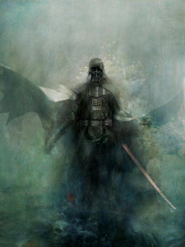 Darth Vader by Christopher Shy