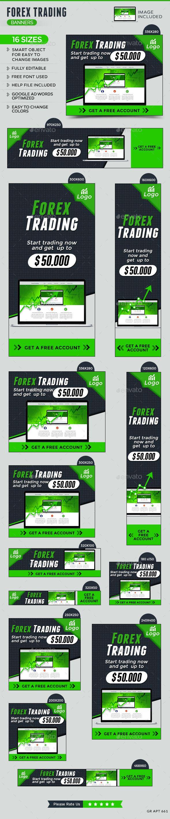 Advertising forex trading