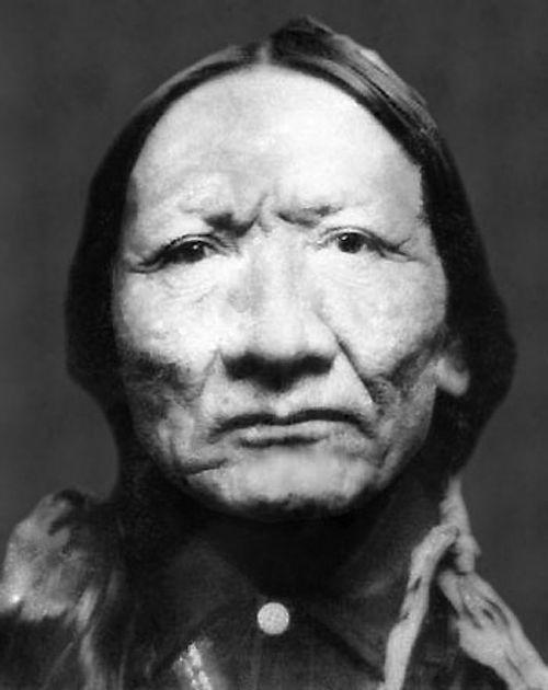 Crazy Bull - Brule / Sioux (Lakota)