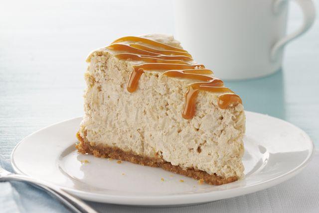 Arroz con leche me quiero casar, con una señorita… que sepa cocinar este delicioso cheesecake. ¡Qué rico!