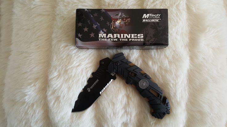MARINES TACTICAL POCKET KNIFE